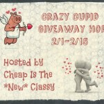 Crazy Cupid Giveaway Hop #crazycupid