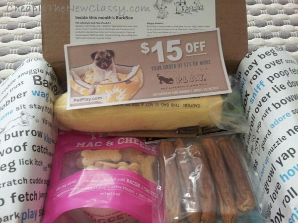 BarkBox Gifts For Dogs #sponsored #BarkBoxGifts