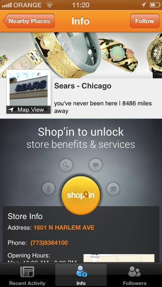 Kmart and Sears Shop Your Way App