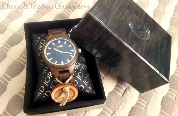 Jord Wood Watches - Gifts For Men #jordwatch #sponsored