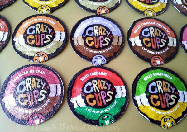 Crazy Cups Coffee offers unusual and hard to find k-cups at great prices! #sponsored