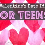 Valentines Day Ideas - 21 Valentine's Date Ideas For Teens