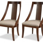 Manhattan Dining Chairs {$330/set ARV} #ad