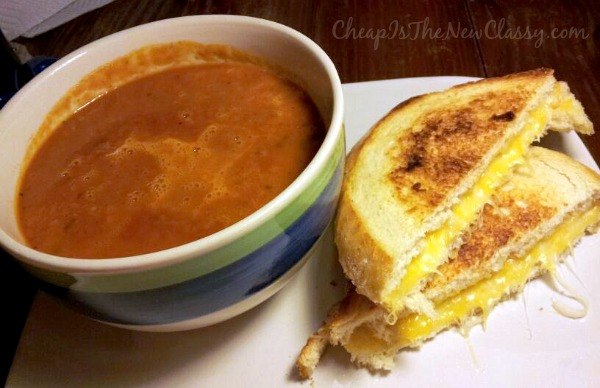 Tomato Bisque Soup For You! From The Original SoupMan #sponsored