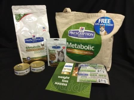 Hill's Science Diet Metabolic Formula for overweight dogs #sponsored