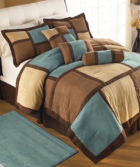 Nice The Benefits of Microsuede Comforter Sets sponsored