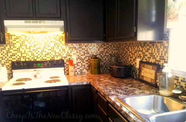 Renew Your Kitchen With Cabinet Paint DIY | Cheap Is The New Classy