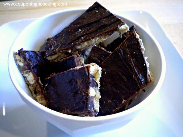 10 Fun Recipes with Pretzels for National Pretzel Day on April 26th: Pretzel Toffee