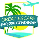 Nutrisystem Great Escape Giveaway #sponsored