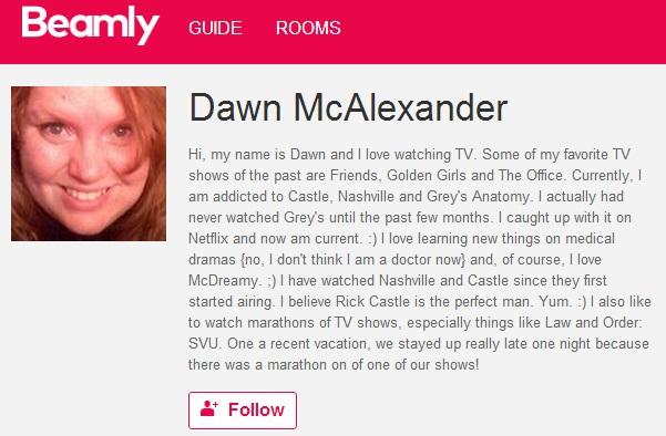My Profile On Beamly