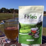 FitTea Detox Tea #sponsored
