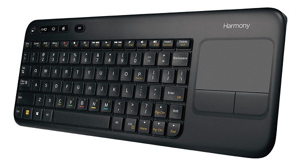 Logitech Harmony Smart Keyboard available exclusively at Best Buy #sponsored
