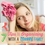 10 ideas to help you organize your home