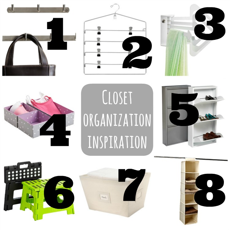 10 ideas to help you organize your home for Clean Your Room Day