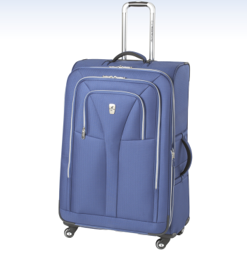 Atlantic luggage for families on the go #sponsored