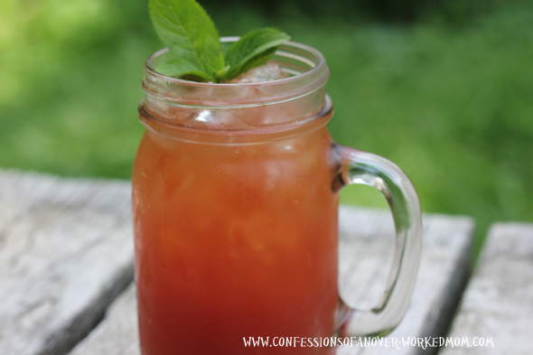 10 Iced Tea Recipes for bbqs, cookouts, picnics and National Iced Tea Day | Cheap Is The New Classy
