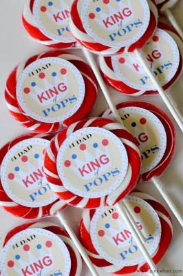 King of Pops: 12 Free Father's Day Printables | Cheap Is The New Classy