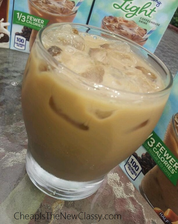 Cool Down This Summer With International Delight Iced Coffee In Regular And Light Sweet Creamy