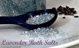 Lavender Bath Salts: 10 Ways To Relax At Home | Cheap Is The New Classy
