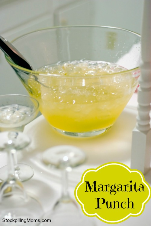Margarita Punch: 10 Tasty Punch Recipes To Celebrate National Punch Day | Cheap Is The New Classy