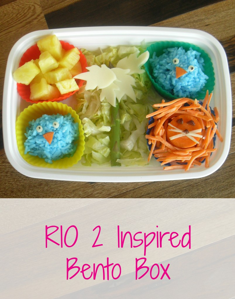 RIO 2 Bento Box: 10 School Lunchbox Ideas Your Kid Will Love | Cheap Is The New Classy