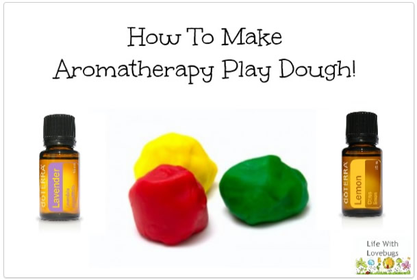 How To Make Aromatherapy Play Dough: 6 Easy Play Dough Recipes For National Play-Doh Day | Cheap Is The New Classy