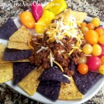 Quick and Easy Vegetarian Nachos Recipe #sponsored #BeyondMeat