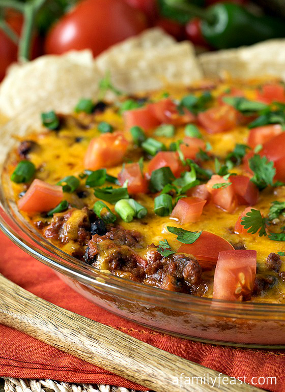Chili Dip: 12 Manly Game Day Dip Recipes | Cheap Is The New Classy