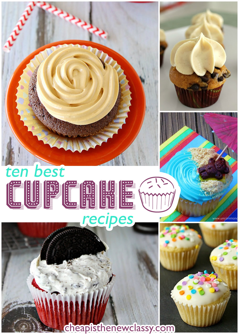 10 Cupcake Recipes To Help You Celebrate Cupcake Day | Cheap Is The New Classy