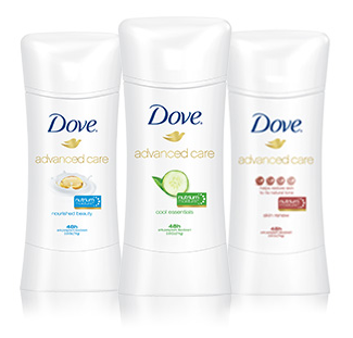 Dove Advanced Care Deodorant #MC #sponsored #SleevelessSummerSweeps