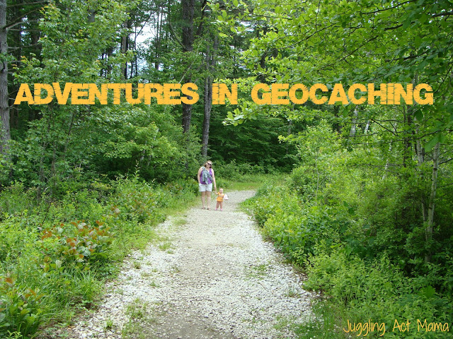 Adventures in Geocaching: 10 Family Fun Activities | Cheap Is The New Classy