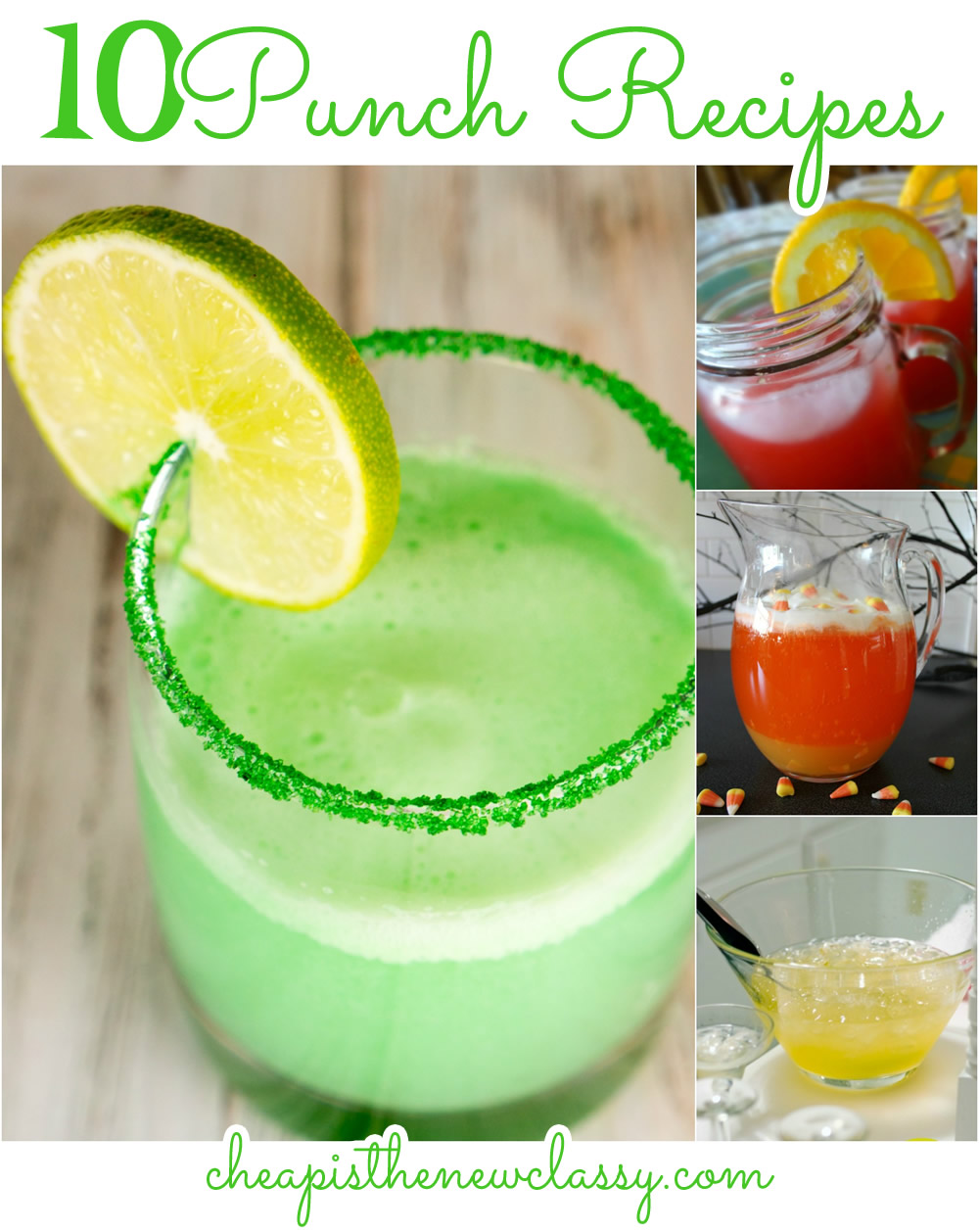 10 Tasty Punch Recipes To Celebrate National Punch Day | Cheap Is The New Classy