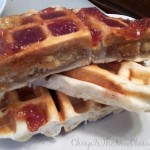Strawberry Shortcake Waffle Pie Recipe #sponsored #Hostess_Snacks #MC #TwinkieCookbook