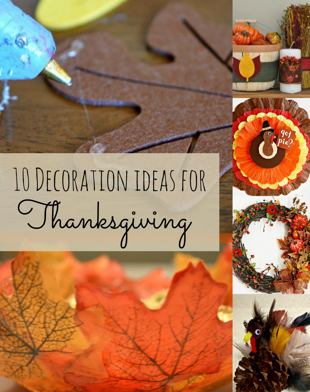 10 beautiful thanksgiving decoration ideas cheap is the new classy