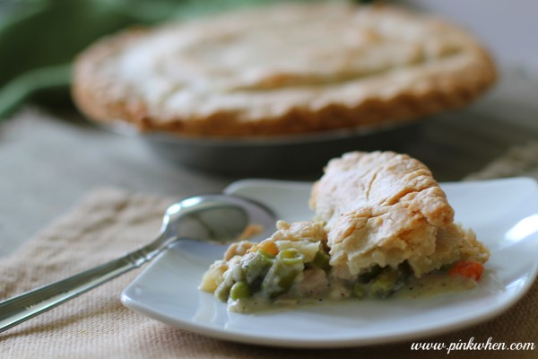 Turkey Pot Pie: 10 Thanksgiving Recipes For Your Family Table | Cheap Is The New Classy