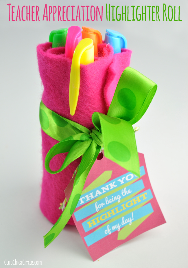 teacher appreciation highlighter roll 10 christmas gift ideas for teachers cheap is the new
