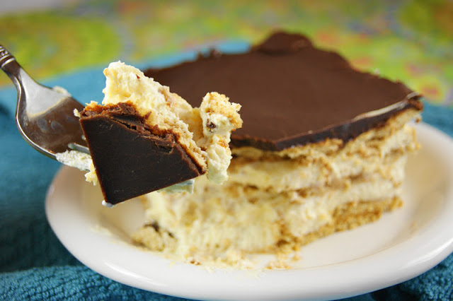 No Bake Chocolate Eclair Dessert: The Best Dessert Recipes From Food Bloggers | Cheap Is The New Classy