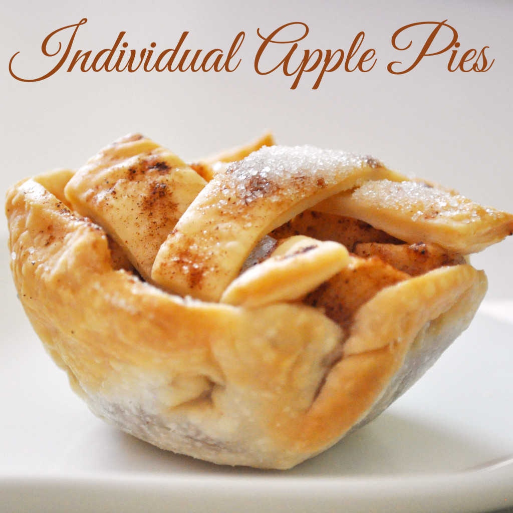 Individual Apple Pies: 10 Amazing Apple Pie Recipes | Cheap Is The New Classy