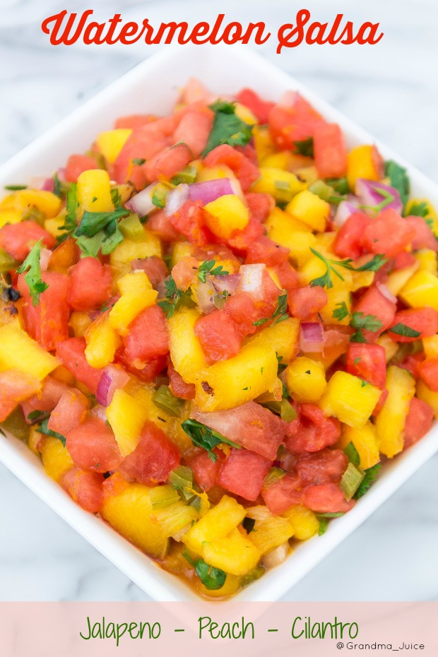 Watermelon Salsa Recipe: Melon Recipes: 10 Recipe Ideas For Your Favorite Melons | Cheap Is The New Classy