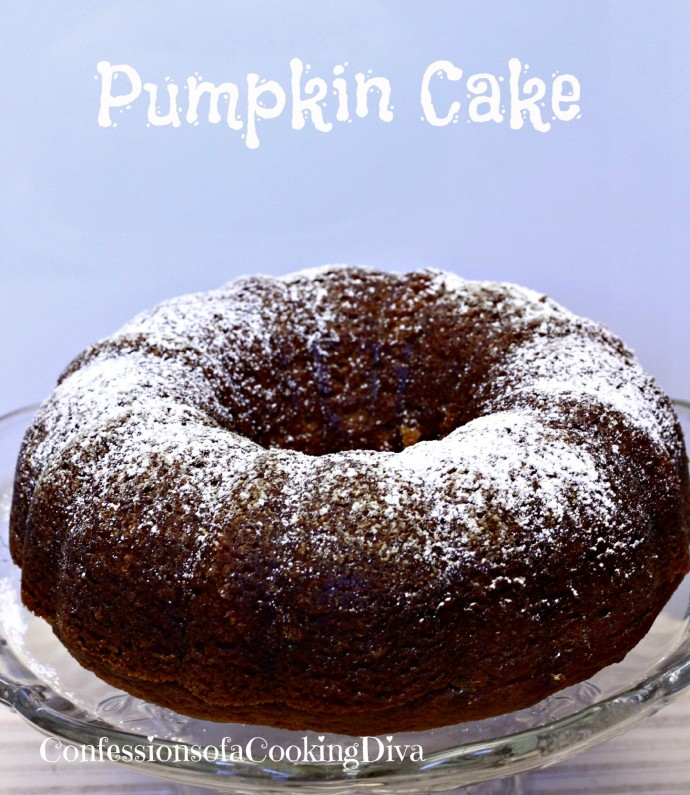 Pumpkin Cake: 10 Of The Best Fall Pumpkin Recipes | Cheap Is The New Classy