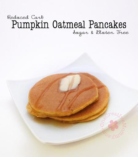 Pumpkin Oatmeal Pancakes: 10 Tasty Pumpkin Recipes For Fall | Cheap Is The New Classy