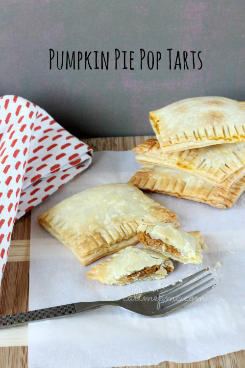 Pumpkin Pie Pop Tarts: 10 Of The Best Fall Pumpkin Recipes | Cheap Is The New Classy