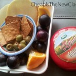 Easy Vegetarian School Lunch Ideas #sponsored #MC #Havarti Party