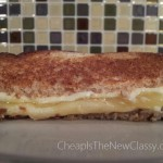 How To Make The Perfect Grilled Cheese Sandwich #sponsored #MC #RomanMeal