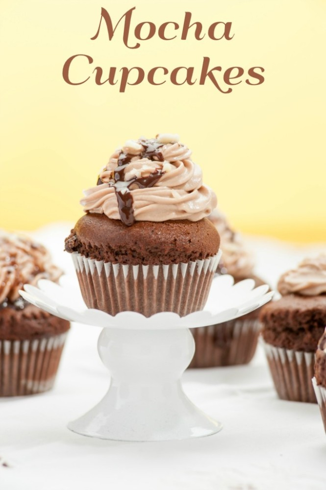 Mocha Cupcakes: The Best Dessert Recipes From Food Bloggers | Cheap Is The New Classy