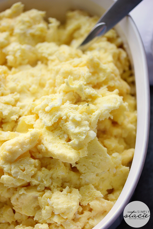 Oven Scrambled Eggs: 10 Egg-stremely Good Egg Recipes For National Egg Day and World Egg Day | Cheap Is The New Classy