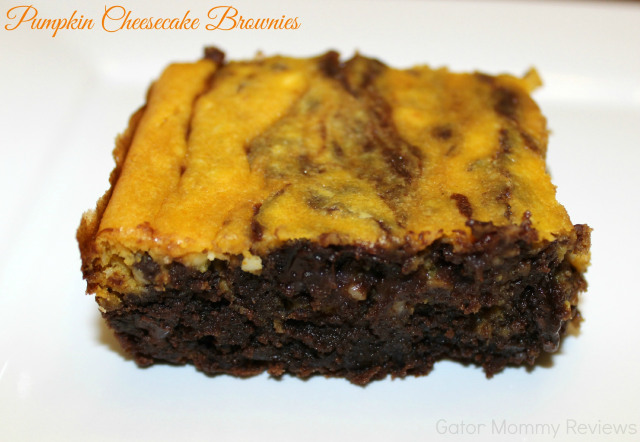 Pumpkin Cheesecake Brownies: 10 Of The Best Fall Pumpkin Recipes | Cheap Is The New Classy