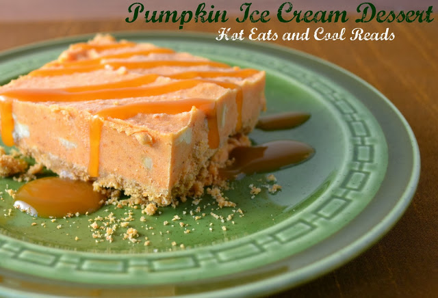 Pumpkin Ice Cream Dessert: 10 Tasty Pumpkin Recipes For Fall | Cheap Is The New Classy