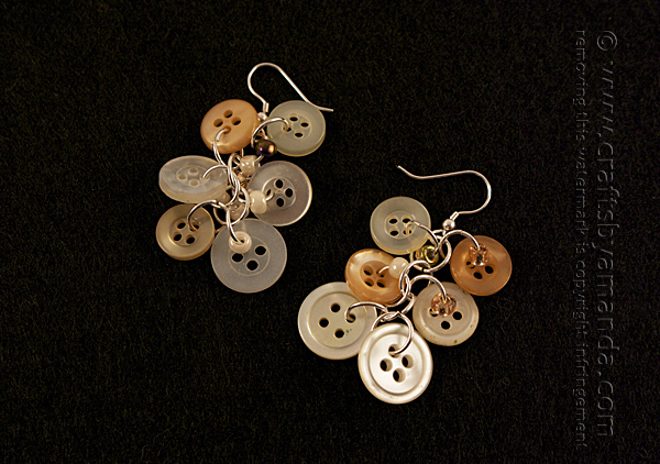 Antique-Button-Dangle-Earrings-1