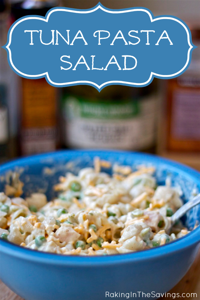Tuna Pasta Salad: 10 Perfect Pasta Recipes for National Pasta Day | Cheap Is The New Classy